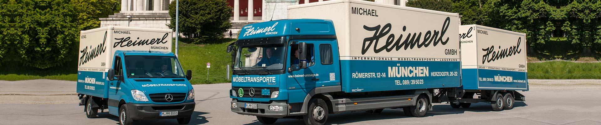 Heimerl - Privat- und Firmenumzüge München-Schwabing