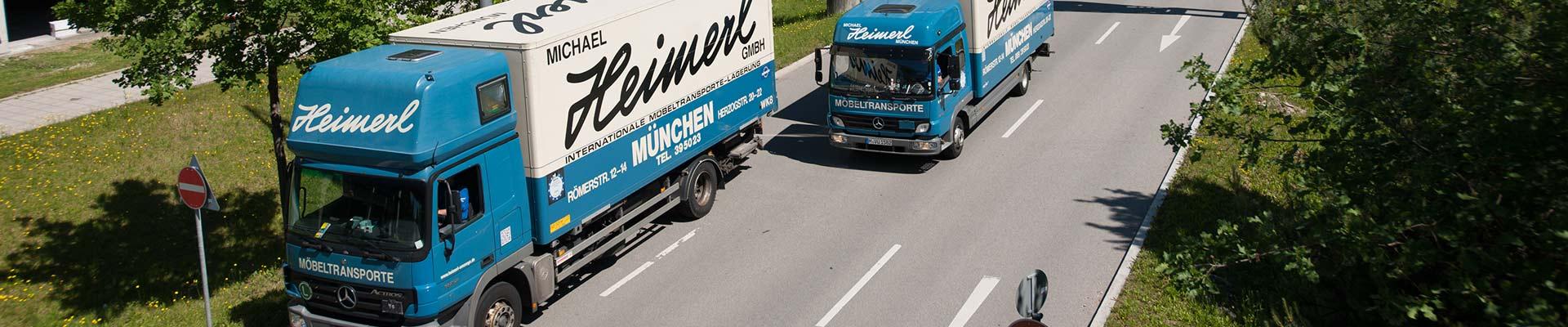 Heimerl - Nah- und Fernumzüge München